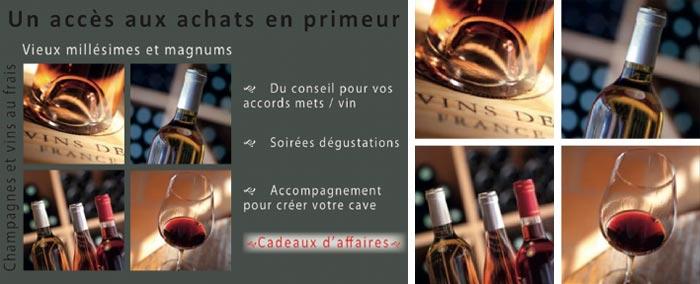 Cave d'O prépare vos fêtes - Vins Spiritueux Champagnes